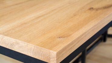 Tischbeine Eiche in A-, H- und X-Form: Attraktiv und modern!